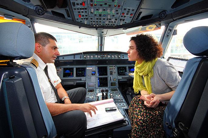 боюсь летать на самолете что делать совет пилота