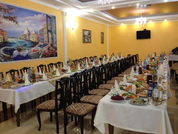 ресторан венеция в элисте