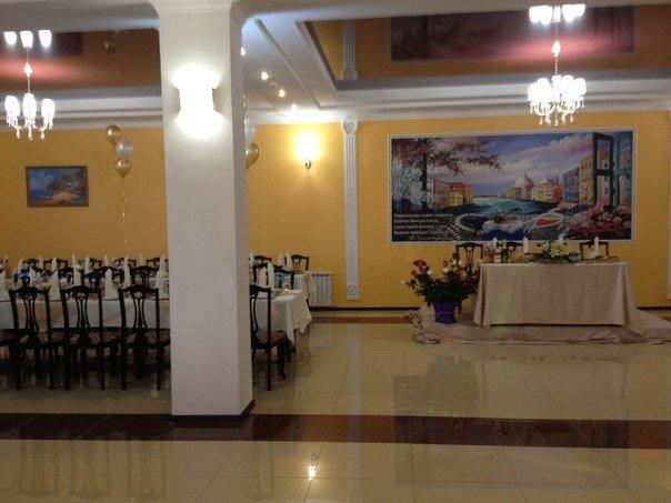 ресторан кафе венеция