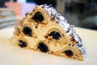 """Торт """"Пирамида"""": простой рецепт приготовления"""