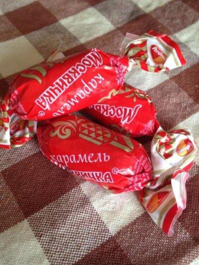 """Конфеты """"Москвичка"""": состав, описание и калорийность"""