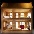 Как сделать кукольный домик из коробки