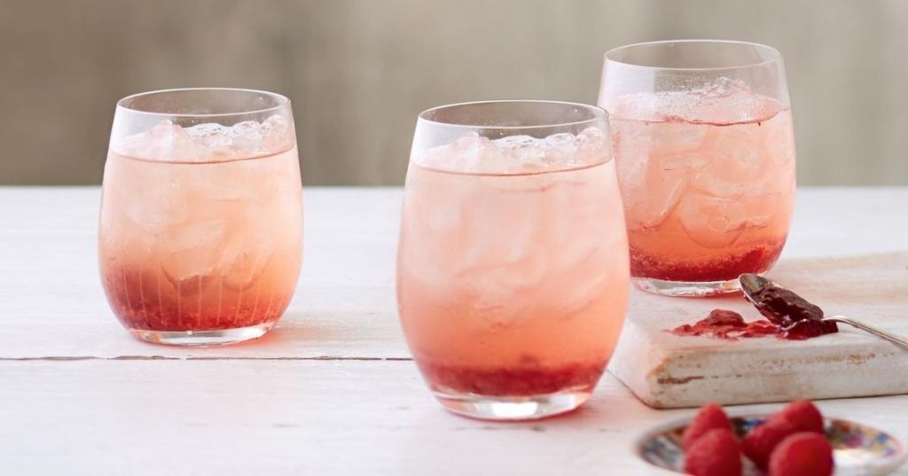 безалкогольные коктейли со швепсом