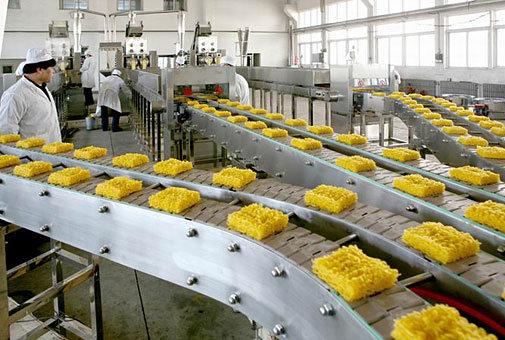 Производство лапши