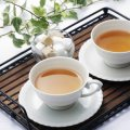 ❶ Чай с молоком для похудения