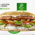 Black Star Burger и OneTouch® представляют ЗОЖ-БУРГЕР,который ломает стереотипы о бургерах!