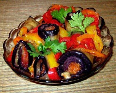 ❶ Чем хороши баклажаны и как их запечь в духовке