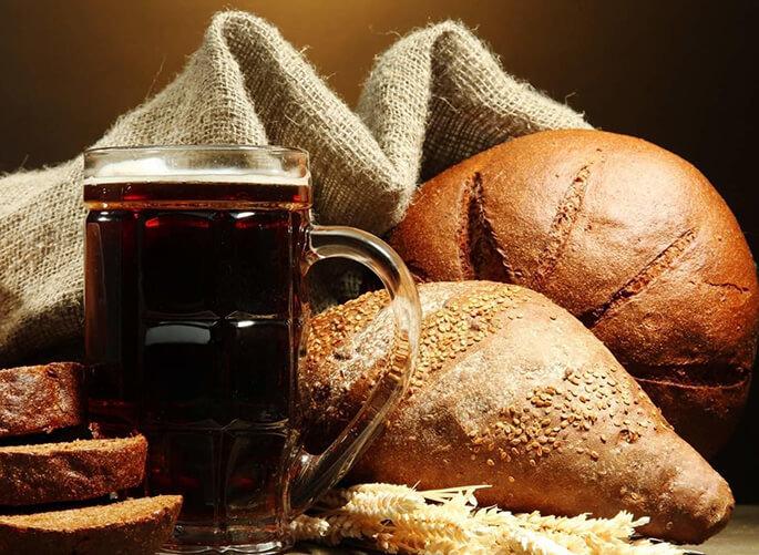 Как сделать квас в домашних условиях из хлеба без дрожжей