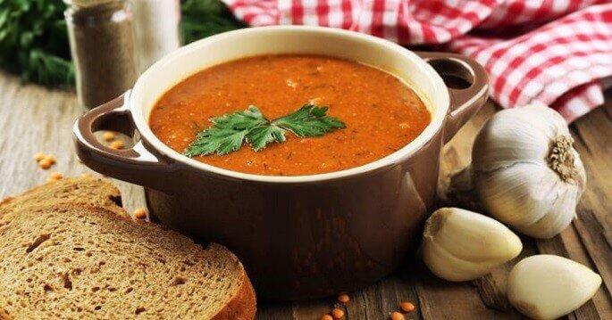 вегетарианские супы рецепты самые вкусные рецепты