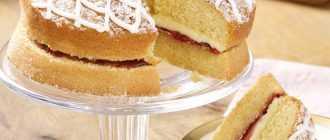Бисквитный торт мальчику на 16 лет: способы приготовления