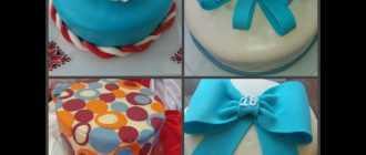 Торт для мальчика 4 года: описание с фото, рецепты вкусных тортов и интересные идеи украшения