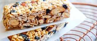 Мюсли без сахара:особенности и варианты приготовления