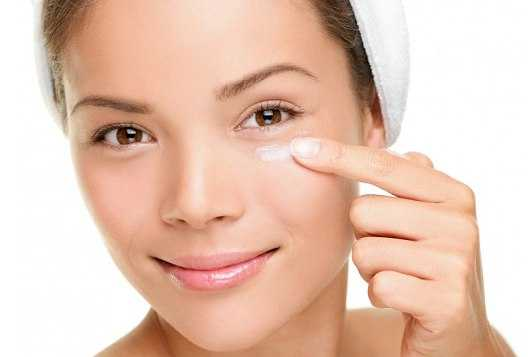 Антивозрастной крем для глаз