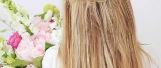 Как сделать прическу розы из волос
