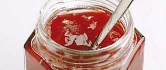 Как готовить джем из красной смородины