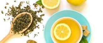 Зеленый чай с лимоном: польза и вред, рецепт приготовления, вкусовые качества