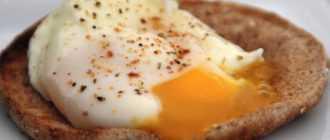 Как приготовить яйцо пашот в микроволновке? Советы