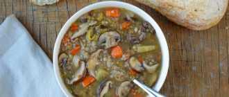 Как приготовить суп «Шахтерский»?