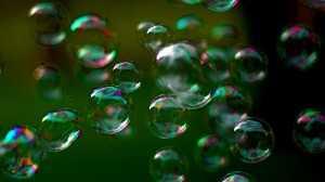 Как сделать раствор для мыльных пузырей.