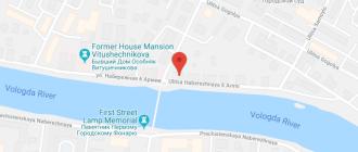 """Кафе """"Красный Мост"""" в Вологде: описание, адрес, меню"""