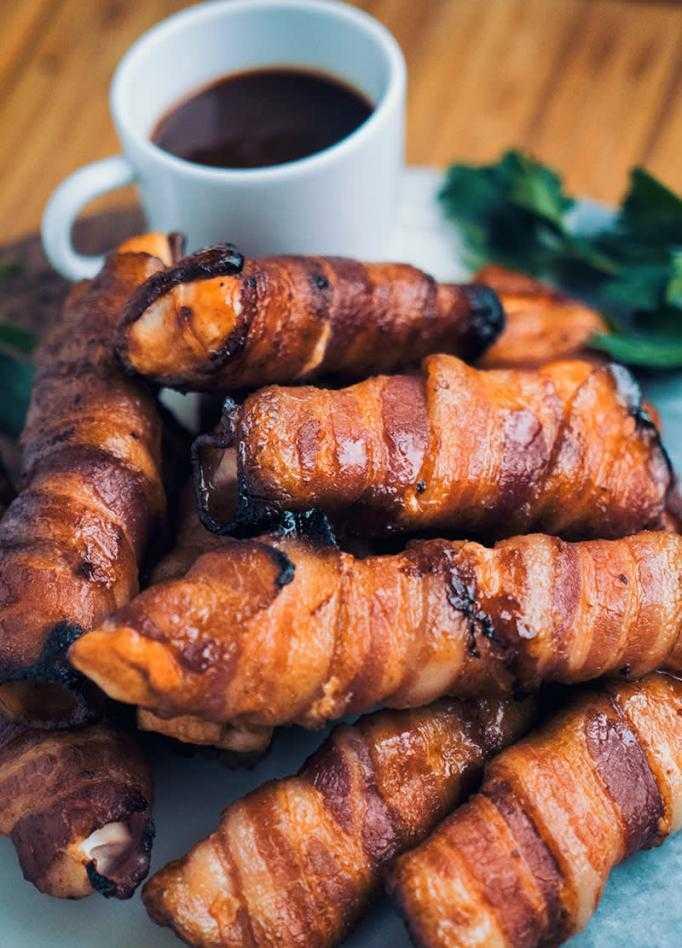 каналы таких простые блюда из бекона рецепты фото нарушение гомеостаза может