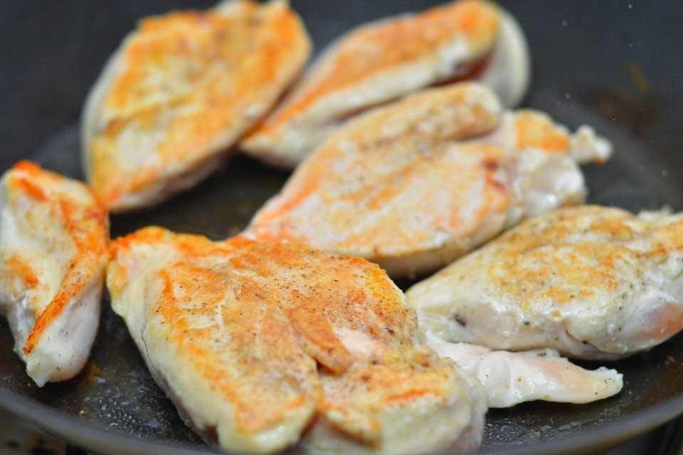 Куриное филе с апельсинами: рецепт приготовления, фото