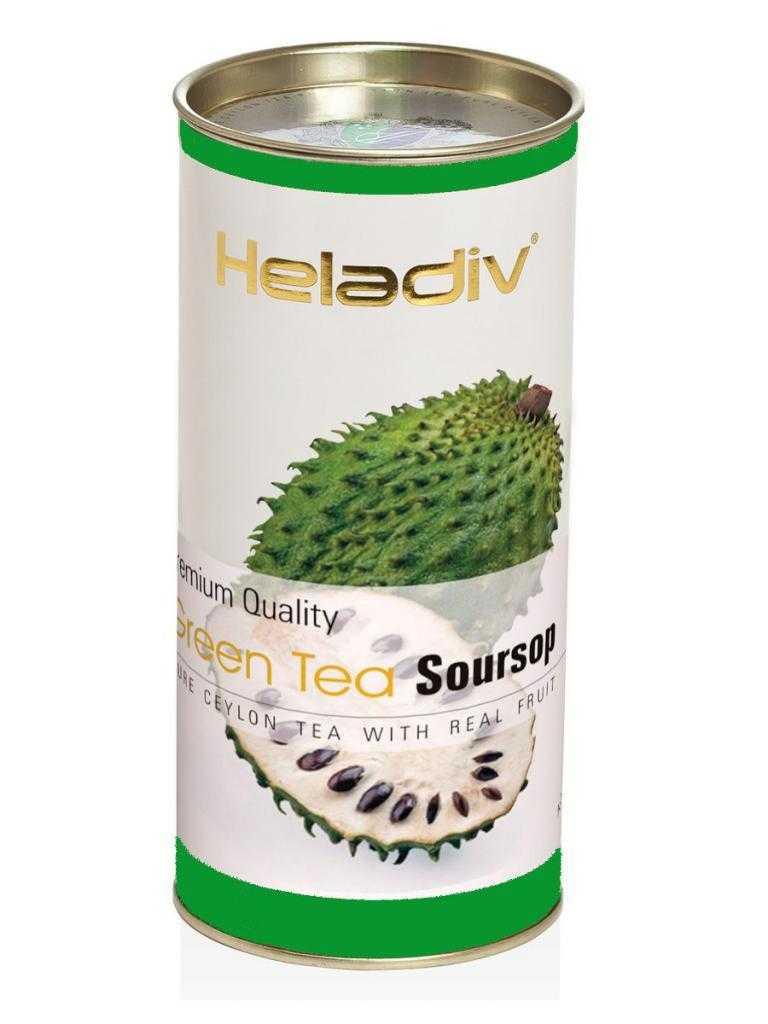 Зеленый чай с саусепом: описание вкуса, производитель, отзывы