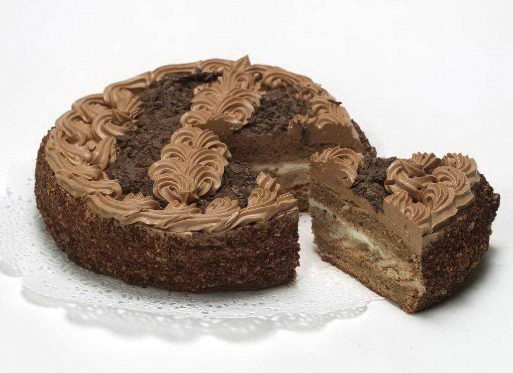 Обыкновенный торт