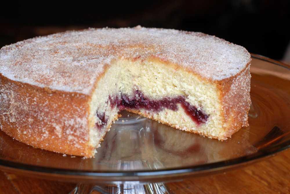 Пирог на заварке: рецепт приготовления с фото