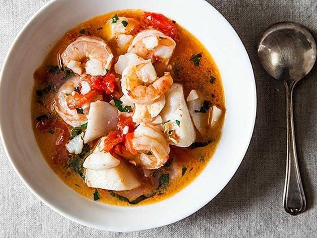Суп хемультан: рецепт шаг за шагом