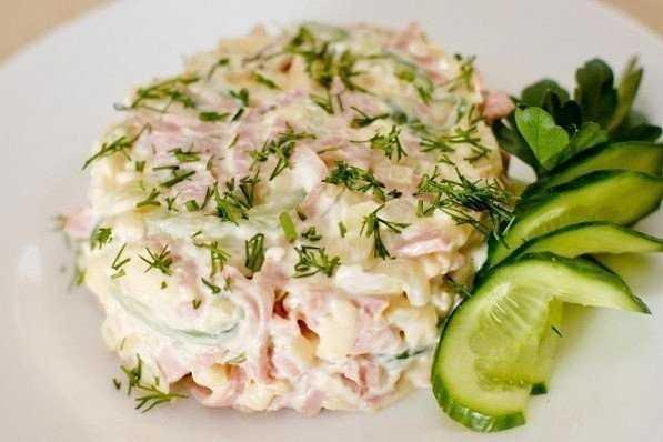 Рецепт приготовления салата «Влажский»