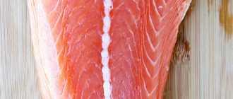 Маринуем семгу: пошаговый рецепт с фото