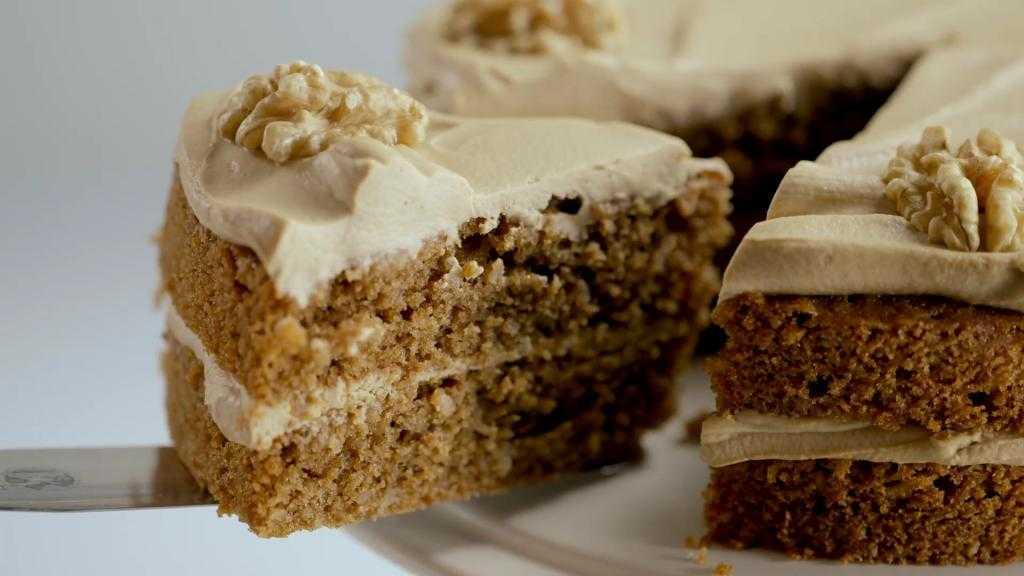 """Торт """"Орех"""": рецепт, порядок приготовления, время выпекания"""