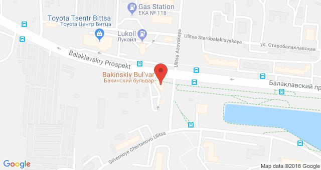 Ресторан «Бакинский бульвар» на Балаклавском бульваре: описание, меню