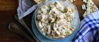 Вкусный и быстрый салат с курицей: рецепты приготовления, фото