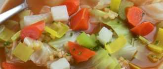 Суп с китайской капустой - особенности приготовления, рецепты и отзывы
