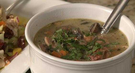 Рисовый суп с мясом: рецепты и особенности приготовления