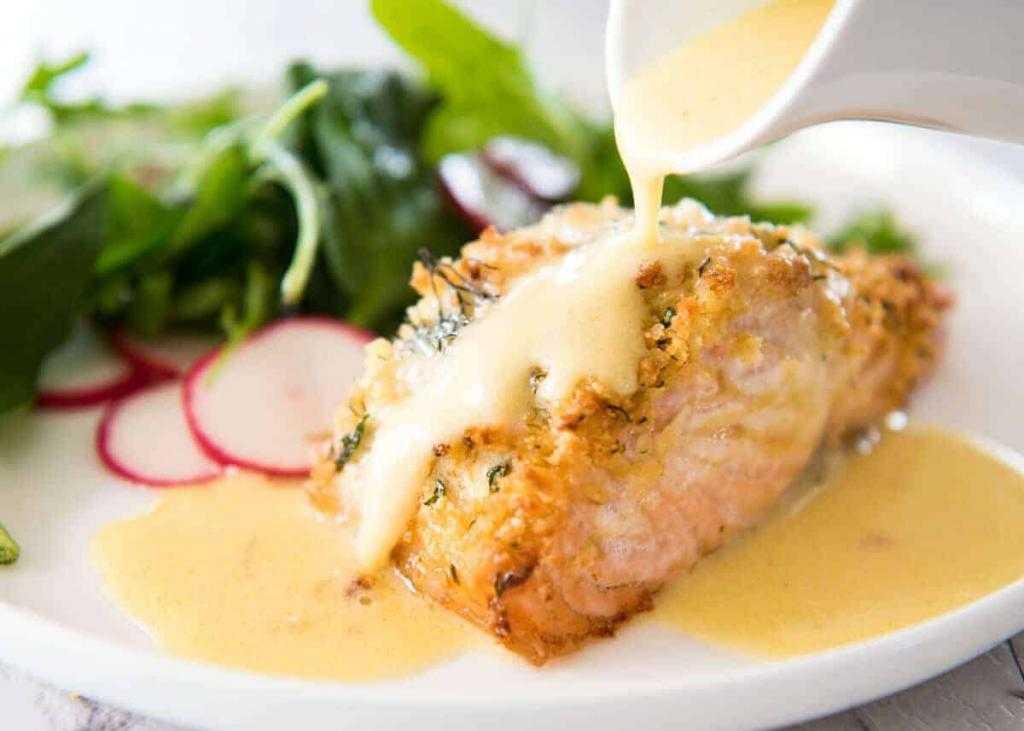 Соус для лосося: рецепт приготовления с фото, советы и идеи