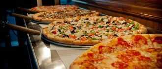 Как есть пиццу по этикету? Приборы или руки?