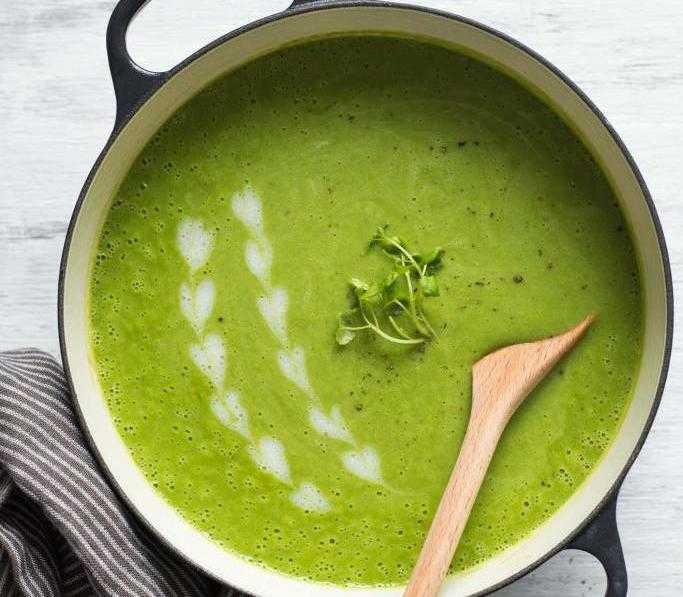 Суп с горошком: варианты приготовления, ингредиенты, рецепты