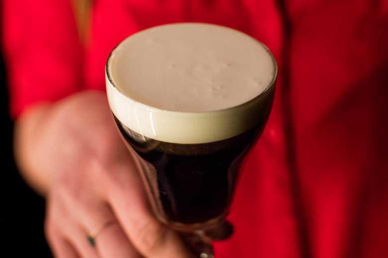 Коктейль из кофе с виски: рецепты, история создания