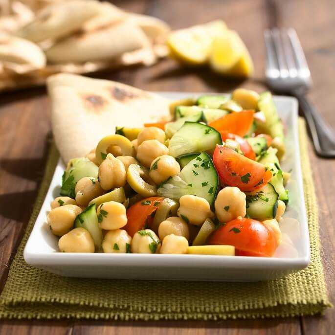 Блюда из нута — рецепты с фото простые и вкусные