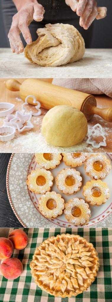 Печенье нежное песочное: пошаговый рецепт приготовления с фото