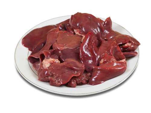 Сколько белков в куриной печени и каковы ее полезные свойства