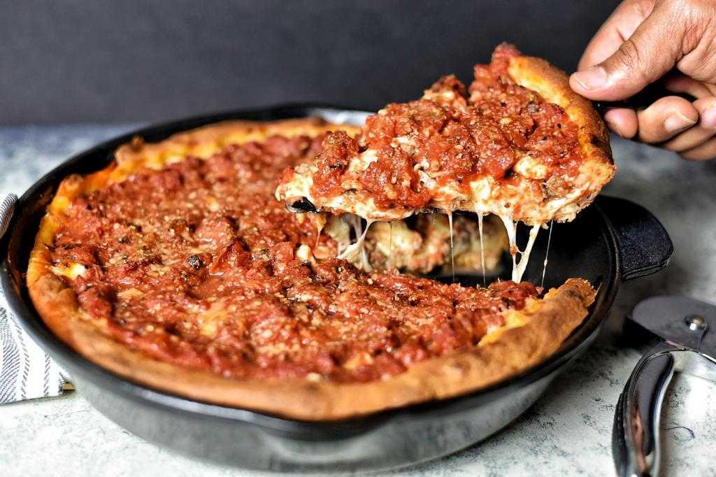 время готовить американская пицца рецепты с фото котослужителям