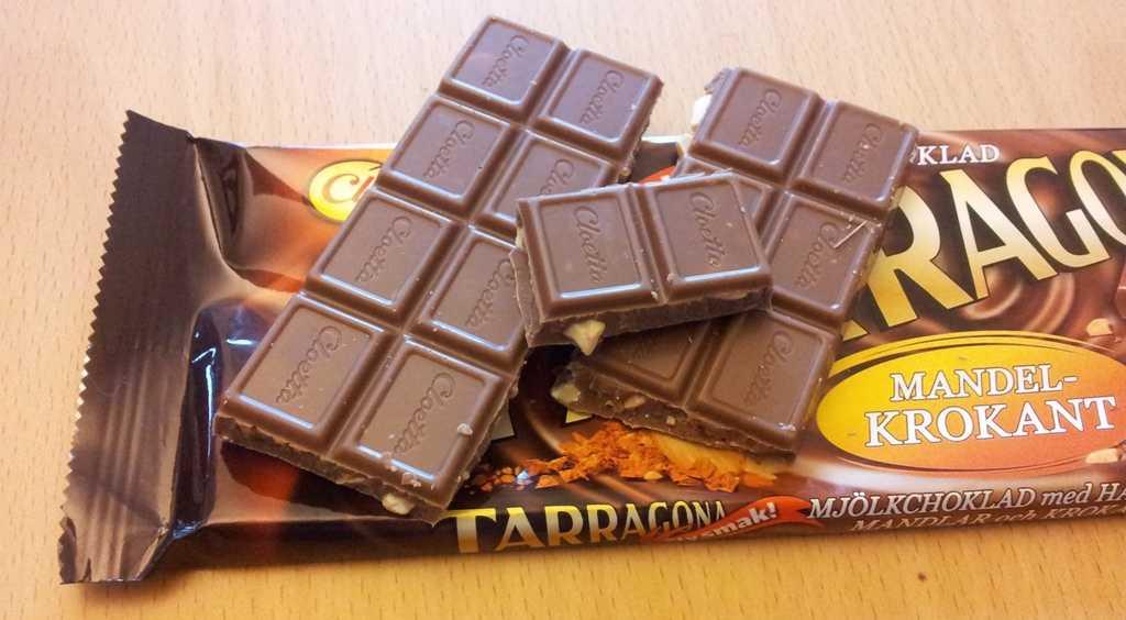 "Шоколад ""Таррагона"": описание и место продажи"
