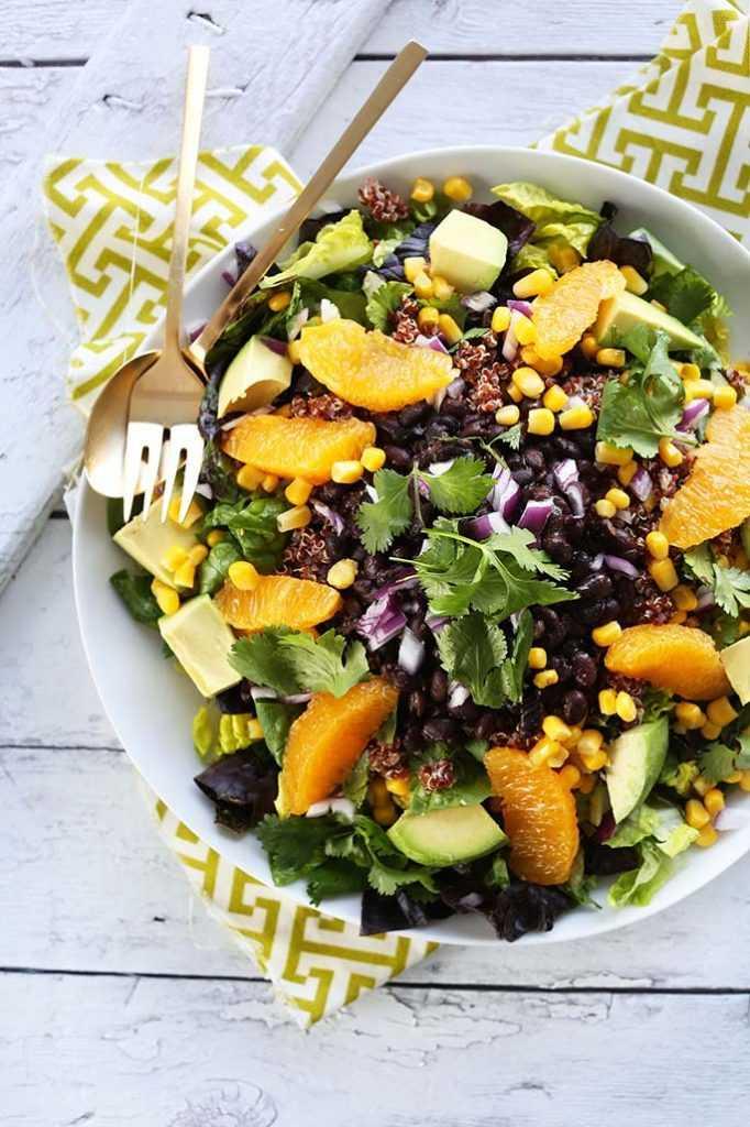 Салаты с авокадо — рецепты с фото простые и вкусные