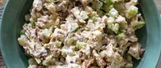 Ананасовый салат с куриной грудкой: рецепты приготовления