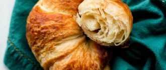 Французское тесто: рецепт и особенности приготовления
