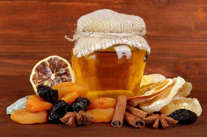 Мед с корицей — полезные свойства и рецепты